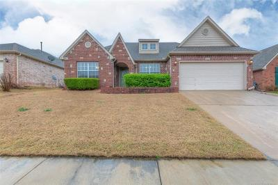 Jenks Single Family Home For Sale: 1236 W 115th Street