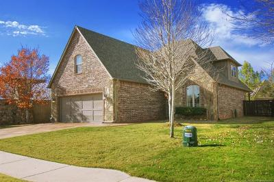 Tulsa Single Family Home For Sale: 4001 E 118th Boulevard