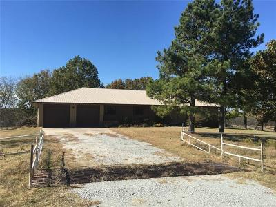 Ada Single Family Home For Sale: 17221 County Road 3440