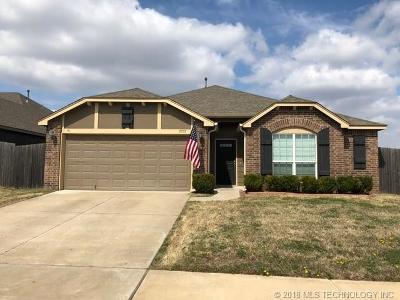 Owasso Single Family Home For Sale: 15313 E 110th Street North