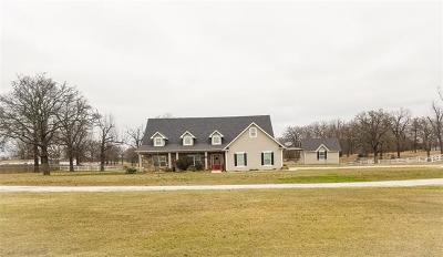 Ada OK Single Family Home For Sale: $249,900