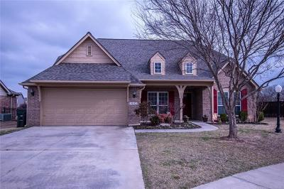 Owasso Single Family Home For Sale: 14303 E 102nd Court North