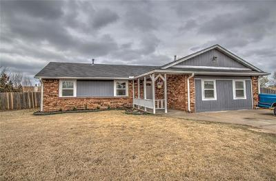 Owasso Single Family Home For Sale: 8018 N 118th Avenue