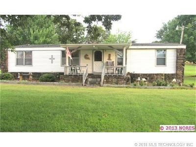 Tahlequah OK Rental For Rent: $750