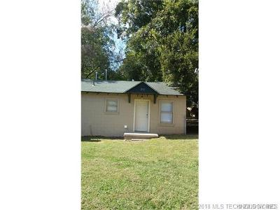 Tahlequah OK Rental For Rent: $500
