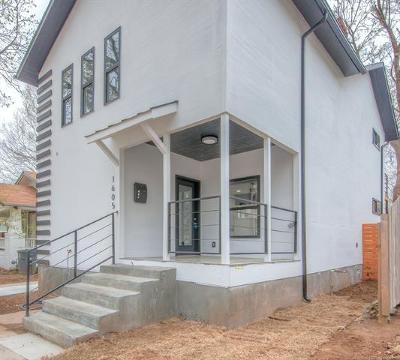 Tulsa Single Family Home For Sale: 1605 S Cincinnati Avenue