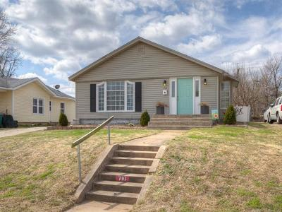 Sand Springs Single Family Home For Sale: 710 N McKinley Avenue