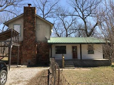 Skiatook Single Family Home For Sale: 10217 N Quincy Avenue