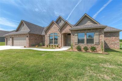 Broken Arrow Single Family Home For Sale: 26648 E 79th Place S