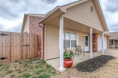 Owasso Single Family Home For Sale: 11813 E 113th Street North
