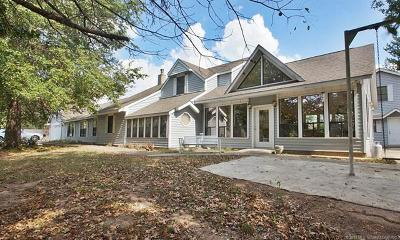 Tahlequah OK Single Family Home For Sale: $299,900