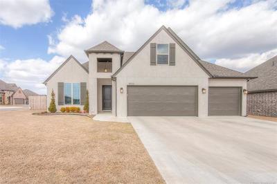 Tulsa Single Family Home For Sale: 18503 E 45th Place S
