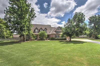 Tulsa Single Family Home For Sale: 4125 E 111th Street