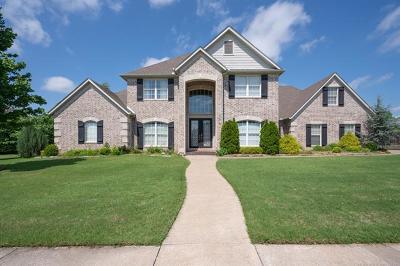 Owasso Single Family Home For Sale: 9106 N 135th East Avenue