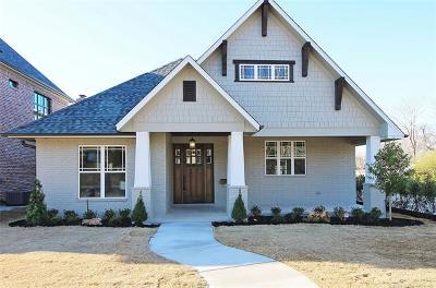 Tulsa Single Family Home For Sale: 2204 E 17th Street