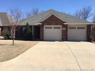 Claremore Single Family Home For Sale: 1412 Quail Valley Drive