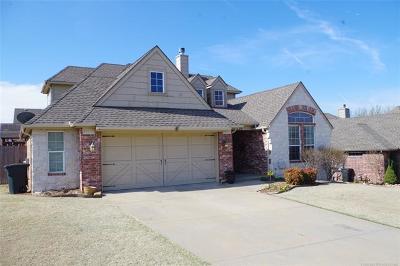 Broken Arrow Single Family Home For Sale: 2928 N Fern Court
