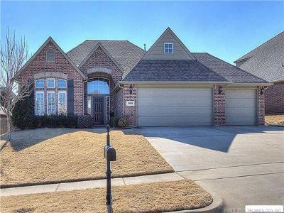 Broken Arrow Single Family Home For Sale: 7405 E Jackson Street