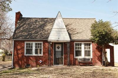 Tulsa Single Family Home For Sale: 3311 E Independence Street