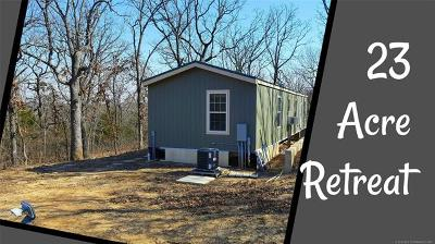 Ada Manufactured Home For Sale: 13480 County Road 3615