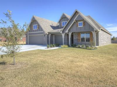 Owasso Single Family Home For Sale: 8903 N 64th East Avenue