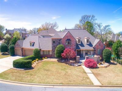 Jenks Single Family Home For Sale: 9418 S Jamestown Avenue