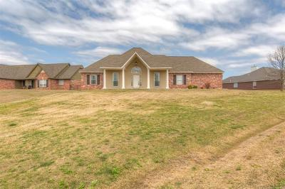Skiatook Single Family Home For Sale: 4317 W 6th Street