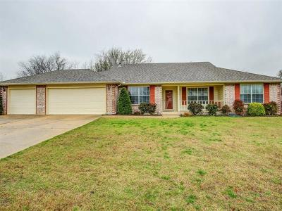 Bixby Single Family Home For Sale: 2541 E 140th Place S