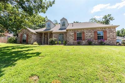 Sand Springs Single Family Home For Sale: 1128 Renaissance Drive