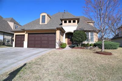 Bixby Single Family Home For Sale: 10977 S 93rd East Place