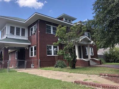 Okmulgee Single Family Home For Sale: 540 N Morton Avenue