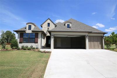 Jenks Single Family Home For Sale: 11135 S Redbud Street