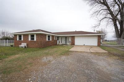 Collinsville Single Family Home For Sale: 10133 E 120th St N Street N