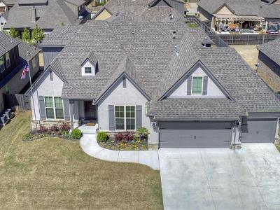 Bixby Single Family Home For Sale: 5883 E 145th Place S