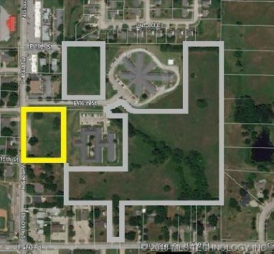 Claremore Residential Lots & Land For Sale: 920 Tract 3 E 16th Street