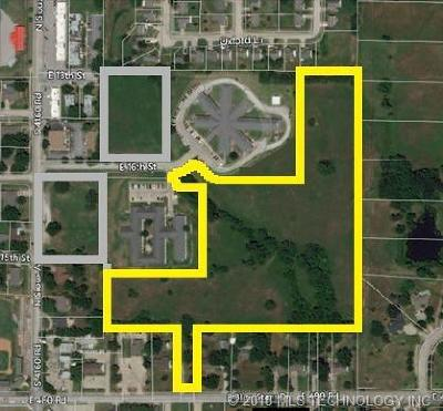 Claremore Residential Lots & Land For Sale: 920 Tract 2 E 16th Street