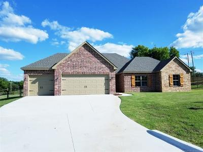 Claremore Single Family Home For Sale: 21979 Woodland Court