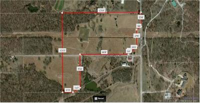 Catoosa Residential Lots & Land For Sale: N 305th East Avenue