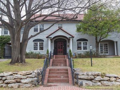 Tulsa Single Family Home For Sale: 1217 E 27th Street