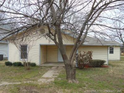 Skiatook Single Family Home For Sale: 121 E 6th Street