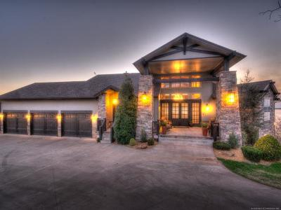 Skiatook Single Family Home For Sale: 12532 Shoreline Drive