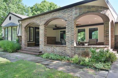 Broken Arrow Single Family Home For Sale: 42 Cedar Ridge Road