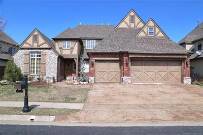 Osage County, Rogers County, Tulsa County, Wagoner County Single Family Home For Sale: 4321 E 118th Street