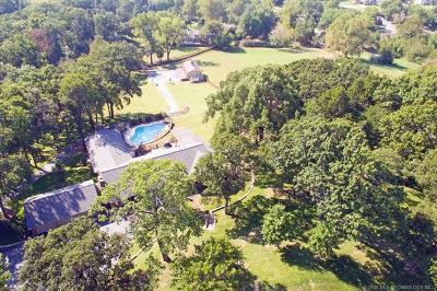 Tulsa County, Creek County, Osage County, Rogers County, Okmulgee County, Wagoner County Single Family Home For Sale: 4004 E 101st Street