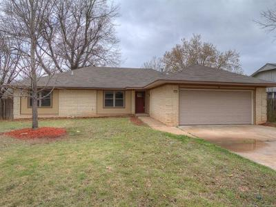Bixby Single Family Home For Sale: 11436 S 99th East Avenue