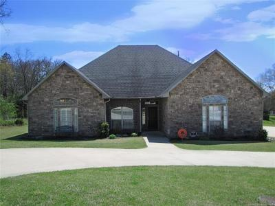 Ada OK Single Family Home For Sale: $269,000