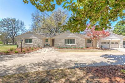 Tulsa Single Family Home For Sale: 3606 S Florence Place