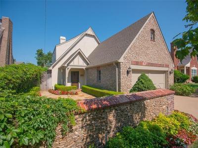 Tulsa Single Family Home For Sale: 2728 S Cincinnati Avenue
