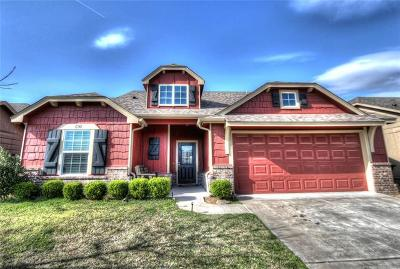 Owasso Single Family Home For Sale: 15301 E 109th Place North