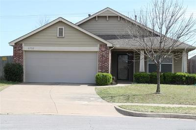 Bixby Single Family Home For Sale: 6798 E 130th Place S